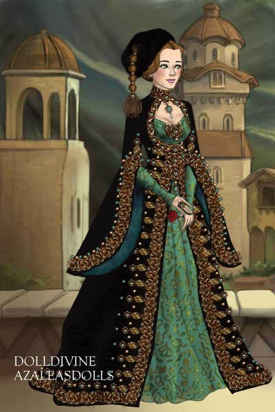 Sultana for Matar  by Inanna