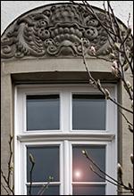 Fenster und Türen unter Denkmal-Schutz nachgerüstet.