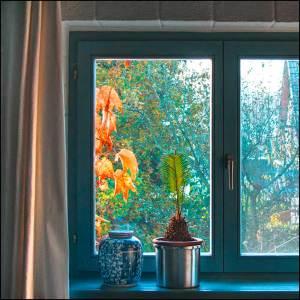 Herbst - Zeit, Tür- und Fensterdichtungen zu erneuern