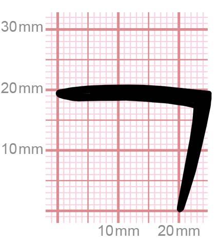 Gleitschutz-Profile - Treppenschutz-Profile