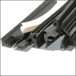 Verglasungsdichtungen für Kunststoff- und Metall-Elemente