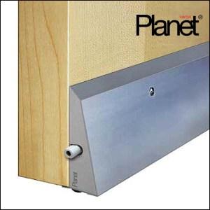 Planet Sockel - Halteprofil - Abdeckung für verschiedene Absenkdichtungsmodelle
