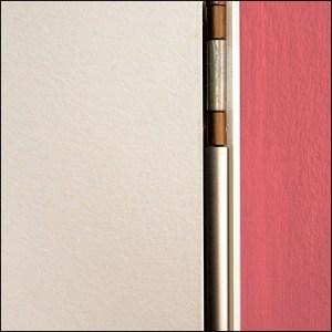 Athmer-Fingerschutz BU-K an der Bandseite der Tür