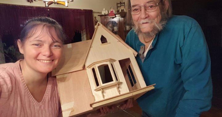 Greenleaf Storybook Cottage Dollhouse Build  Dollhouse