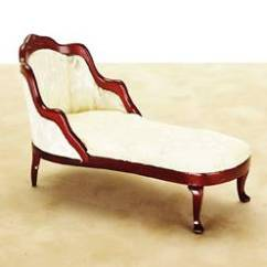 Wicker Chaise Lounge Chairs Outdoor Dining Uk Dollhouse Sofas, Couches, & Settees From Fingertip Fantasies Miniatures