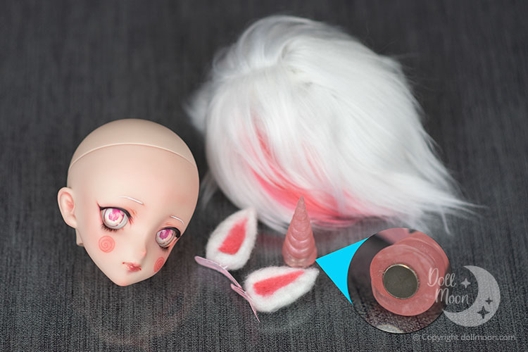 Explore my doll customs and work in my etsy store.