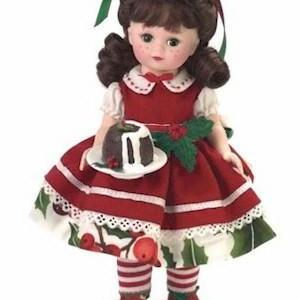 Madame Alexander Dolls - Holiday