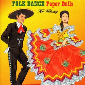 Tom Tierney Paper Dolls