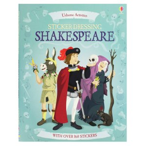 Sticker Dressing Shakespeare