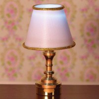 The Dolls House Emporium Battery-Powered Table Lamp