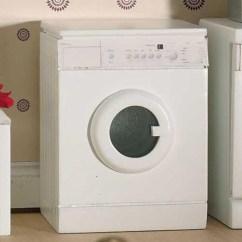 Kitchen Weight Scale Stainless Steel Sinks Undermount The Dolls House Emporium White Washing Machine