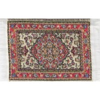 Streets Ahead Turkish Carpet Maroon