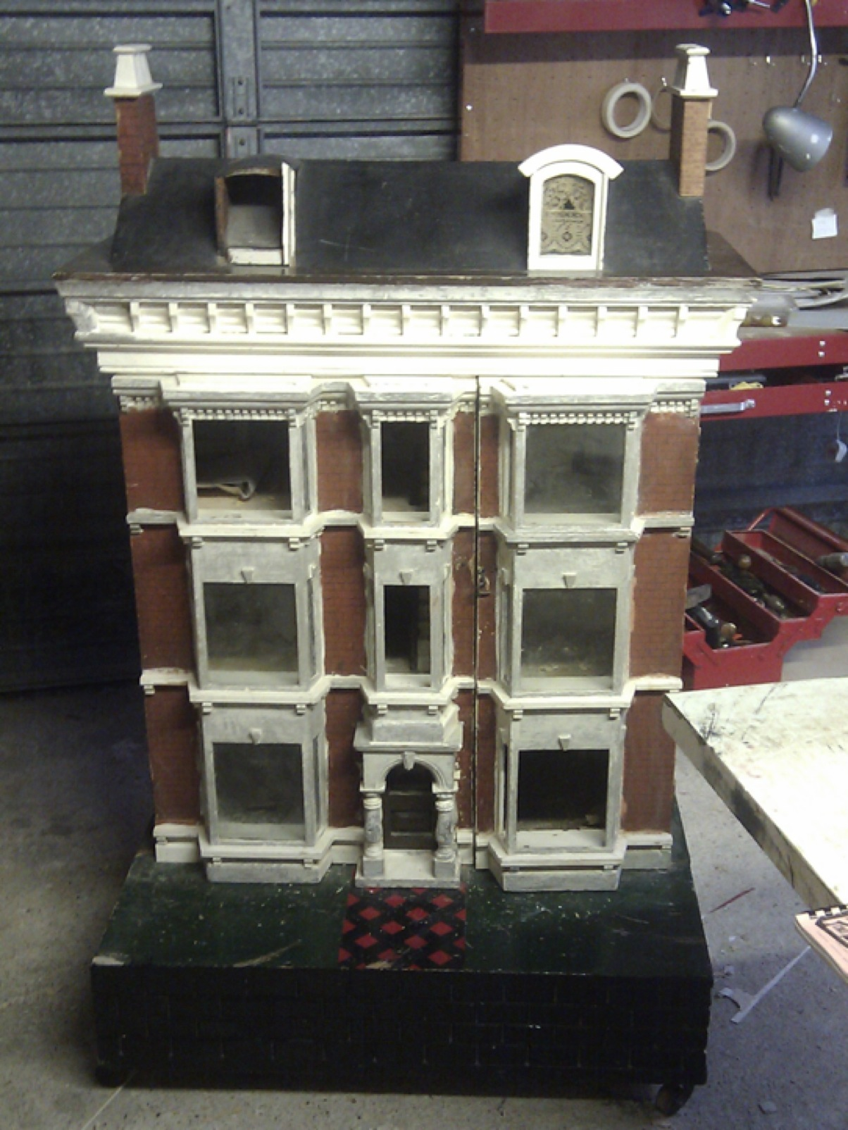 Mystery Houses Dolls' Houses Past & Present