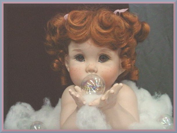 Violet by Cindy Marschner Rolfe 19 Child Series