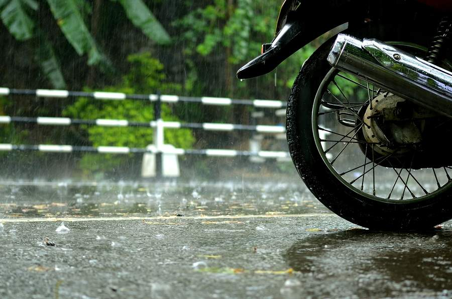 Motorcycle Accidents In Excess Rain