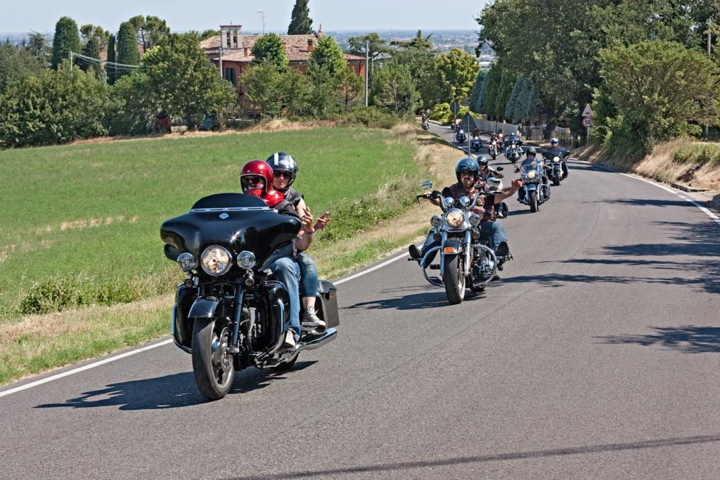 Safe Group Riding Tips To Avoid A Motorcycle Accident