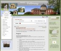 zámecký web