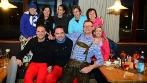 Après Ski im Sporthotel Alpenrose
