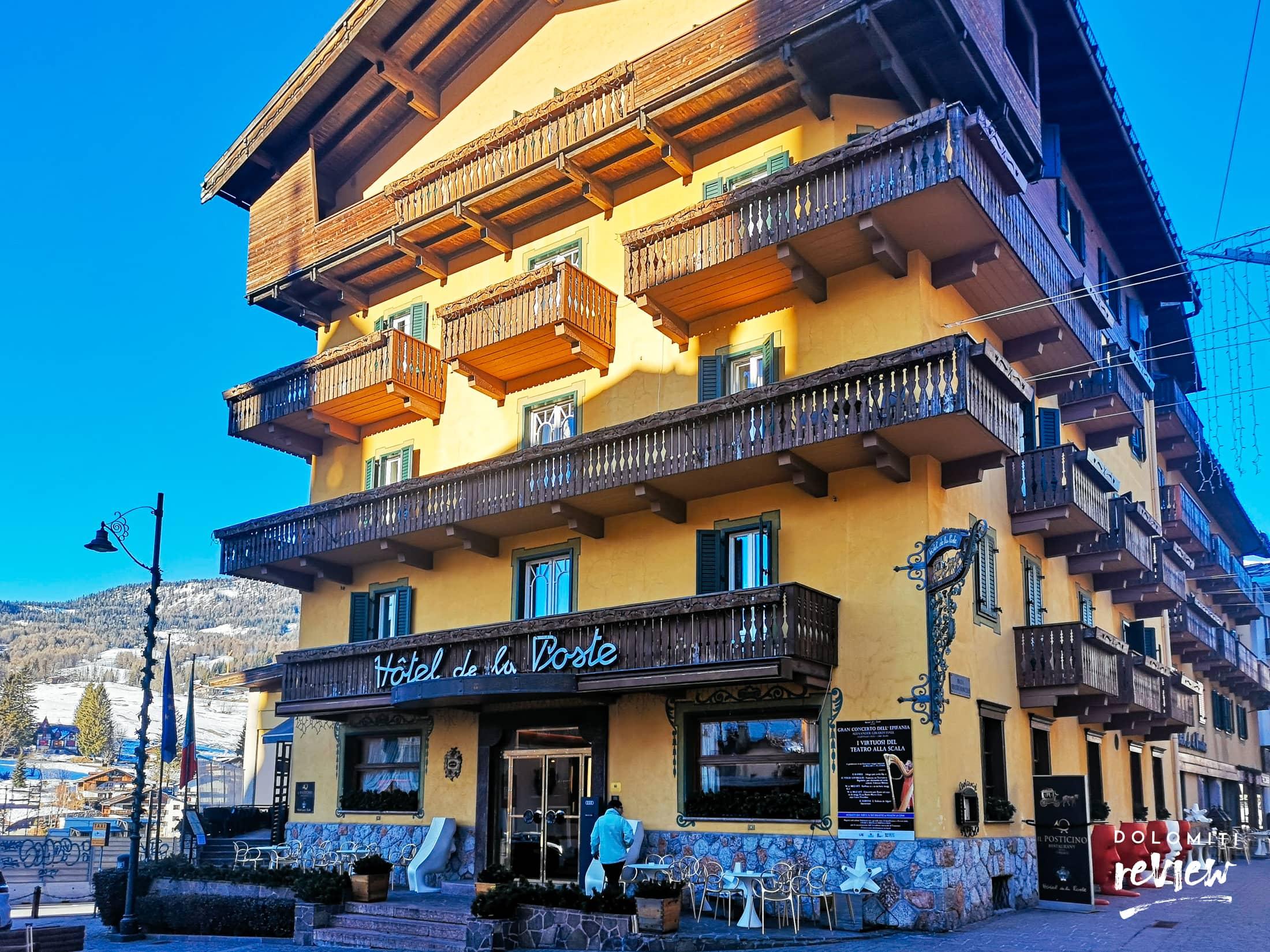 It features 2 restaurants and free wifi throughout. Hotel De La Poste Cortina D Ampezzo Il Fascino Senza Tempo Dello Storico Albergo In Centro Dolomiti Review