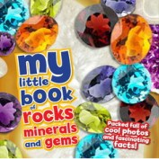 My little book of rocks, cover image