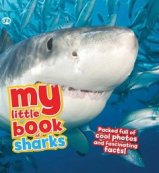 My little book of sharks - cover image