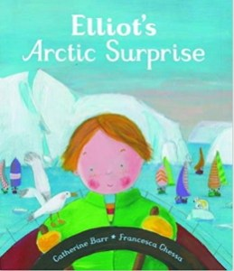 Elliot's Arctic Surprise -cover image and web link