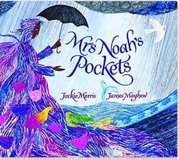 Mrs Noah's Pockets cover image