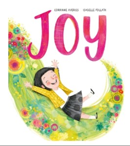 Joy - cover image and web link
