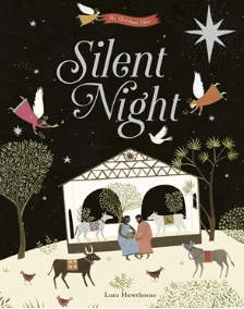 Silnet NIght - cover image and web link