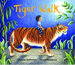 Tiger Walk - cover image and web link