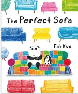 The Perfect Sofa cover image and web link