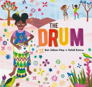 The Drum, cover image and web link