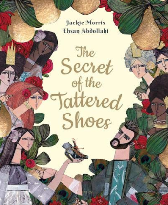 The Secret of the Tattered Shoes - cover image