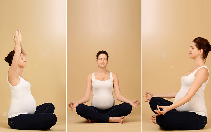 When to start prenatal yoga