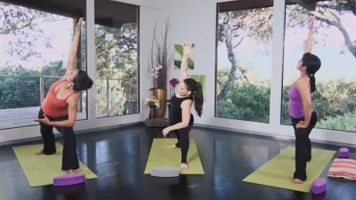 Postnatal Vinyasa Yoga 08