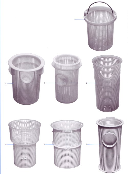 small resolution of swimming pool pump baskets