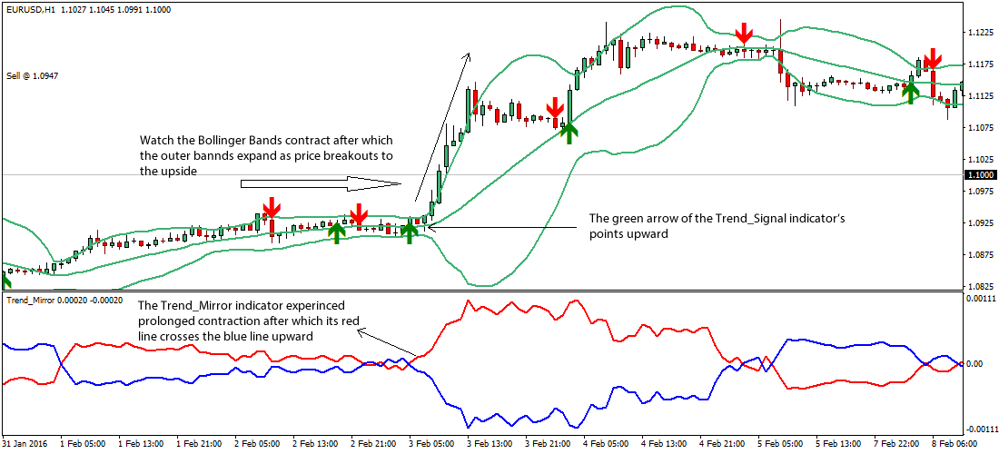Mirror trading forex