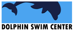 Dolphin swim center logo