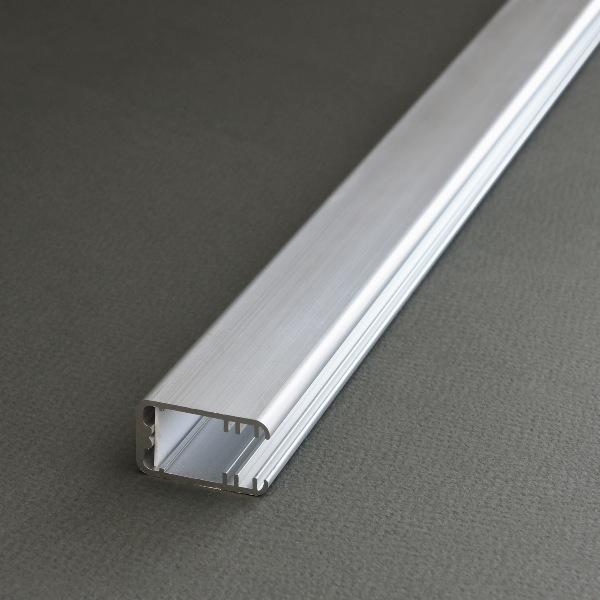 Kit Profil Led Aluminium 2m Encastrable Sur Etagere 8mm