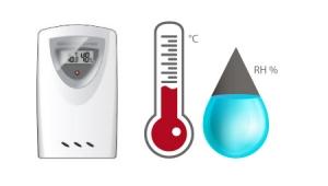 Dispositivo Qubino Thermo-Hygro