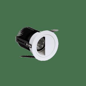 Faretto LED da incasso orientabile 10W