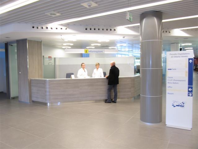 Ospedale illuminazione a LED normativa