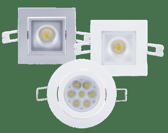 Faretti LED incasso