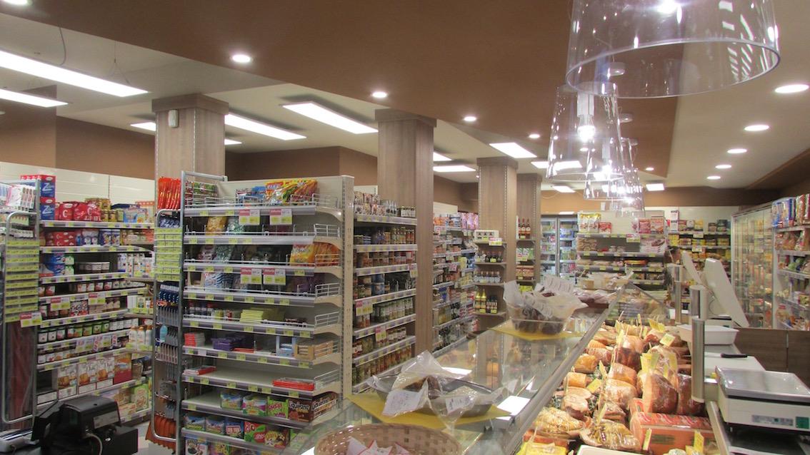 Illuminazione led commerciale valorizza il tuo negozio