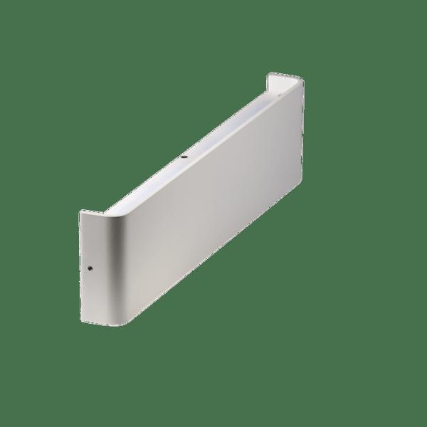 Applique LED DUAL da interni vista laterale