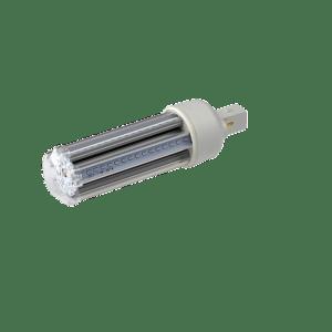 Lampada LED 11W da interno con attacco G24 LED CORN 1100 lumen e 2 temperature di colore