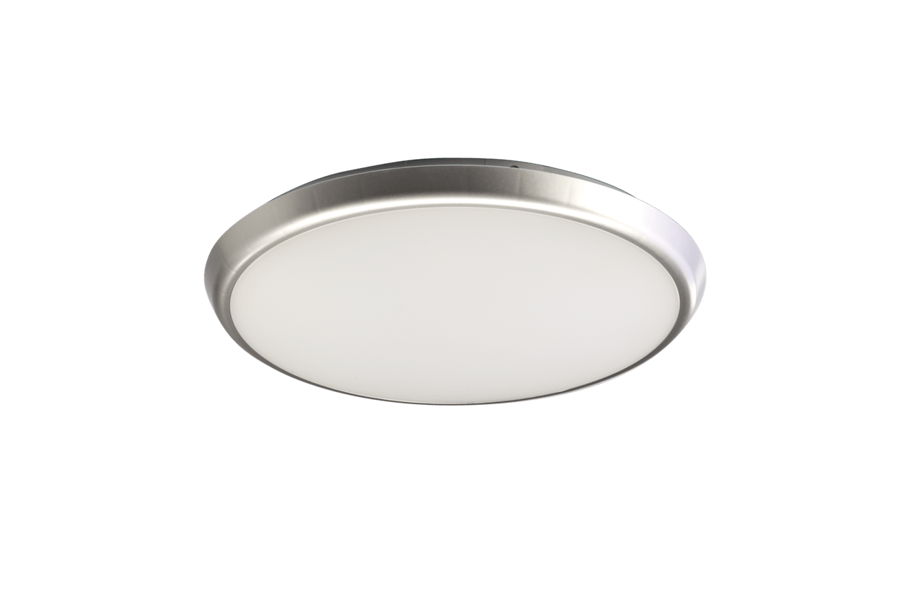 Plafoniere Led Per Esterno : Ip round outdoor ceiling led light w