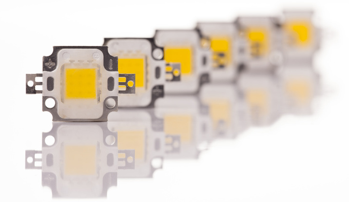 LED Chip On Board
