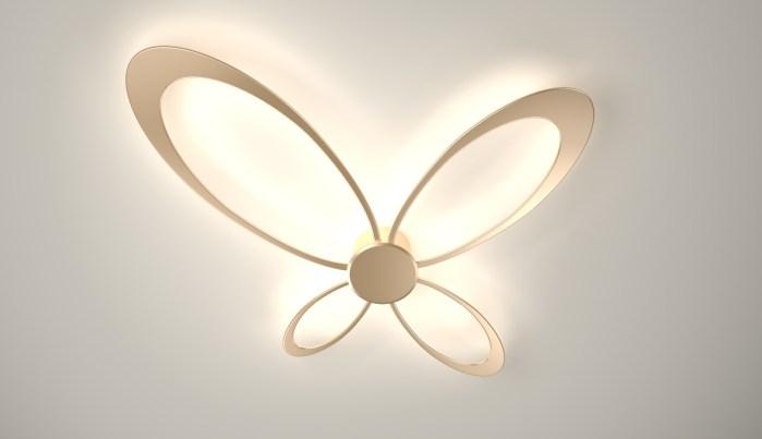 Applique LED da parete design esclusivo - Alambra 45W
