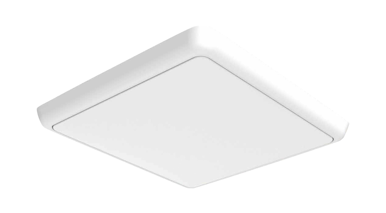 Plafoniera Quadrata Led Esterno : Plafoniera quadrata led per esterno 25w ip54